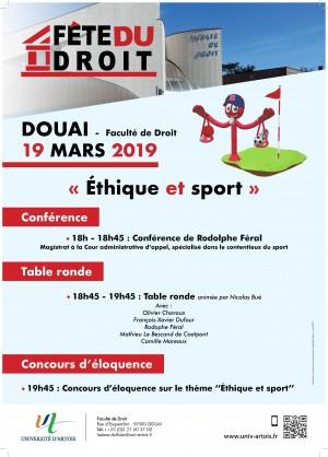 DOUAI - Faculté de Droit